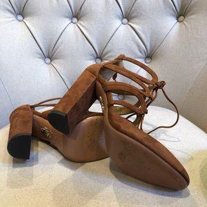 Aquazzura Shoes - AQUAZURRA lace up heels